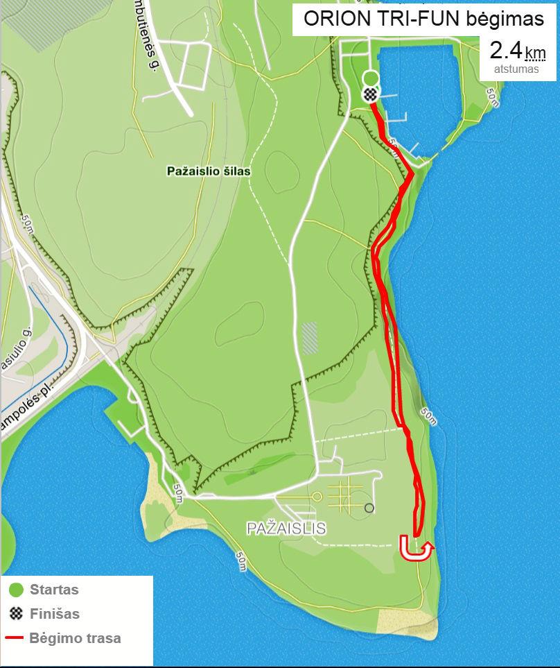 Bėgimo trasa
